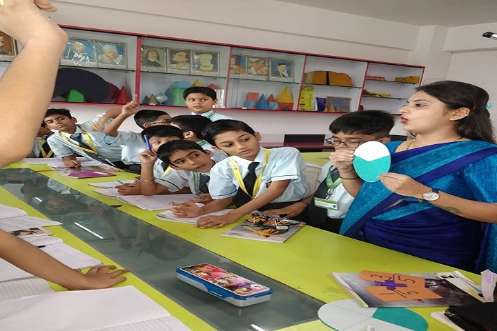 Seven Square Academy-Maths Activity Room