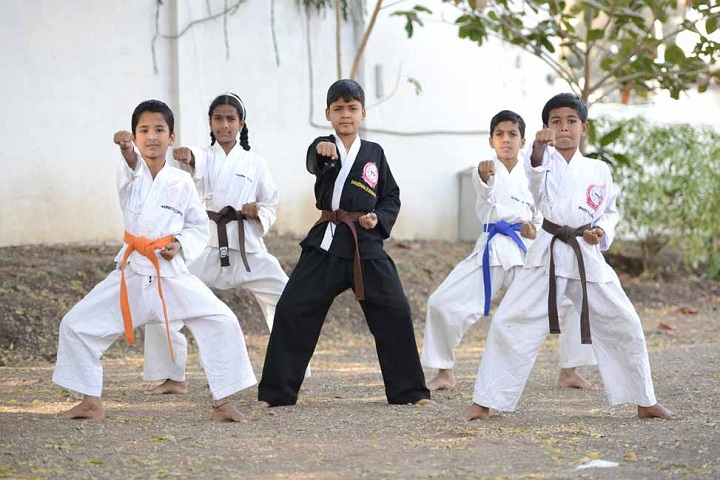 Shamit School-Karate