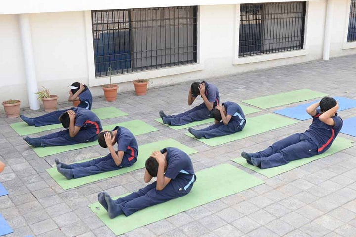 Shamit School-Yoga