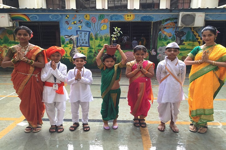 Shantiniketan Public School-Fancy dress competitions