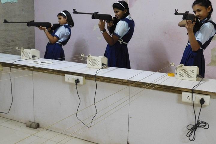 Shantiniketan Public School-Games