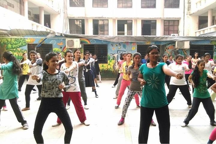 Shantiniketan Public School-Karate