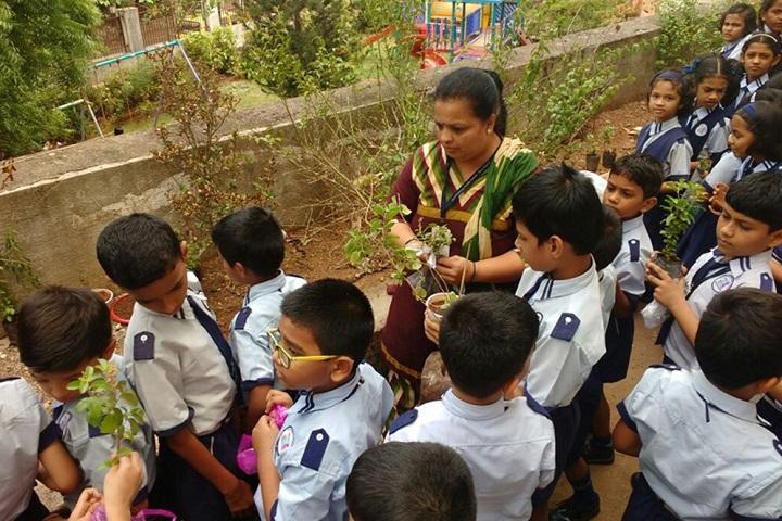 Shantiniketan Public School-Plantations