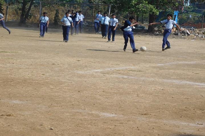 Shantiniketan Public School-Playground