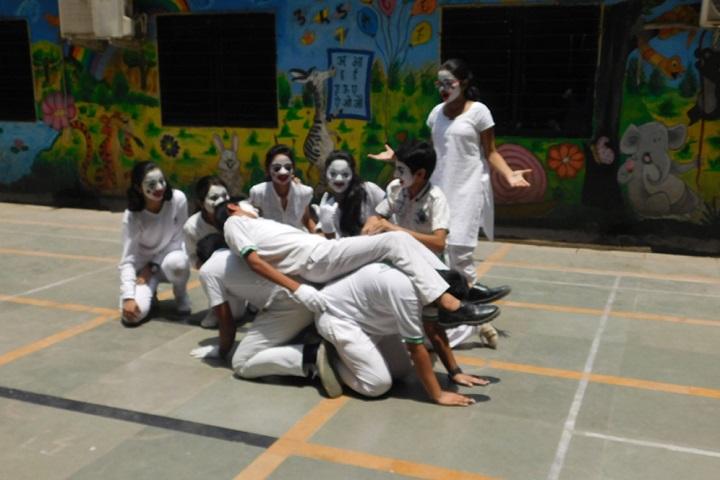 Shantiniketan Public School-Skit