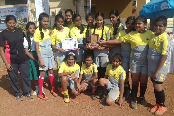 Shantiniketan Public School-Winners