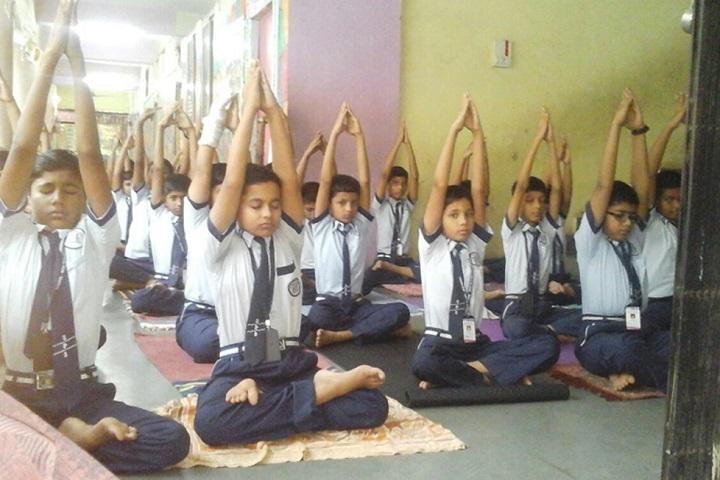 Shantiniketan Public School-Yoga