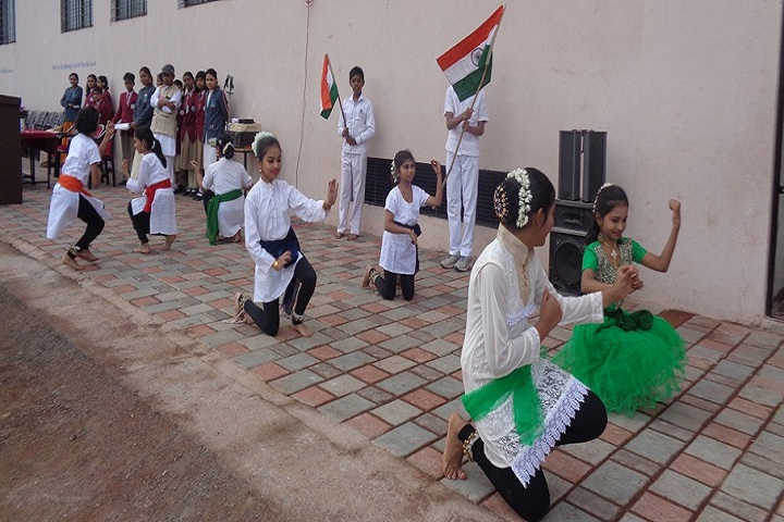 Sharada International School-Independence Day