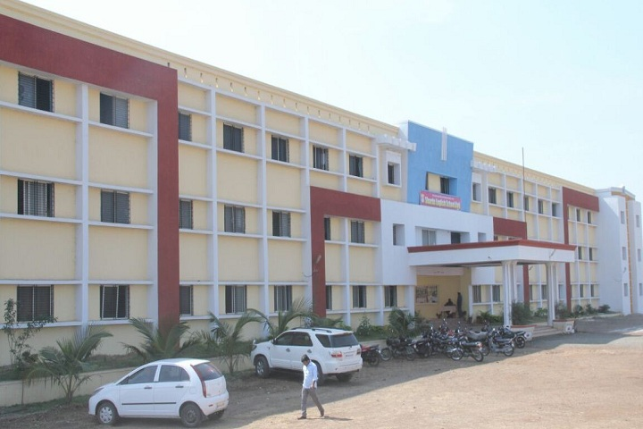 Sharda English School-School Building