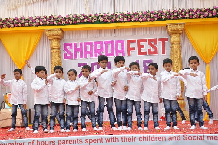 Sharda English School-Sharada Fest