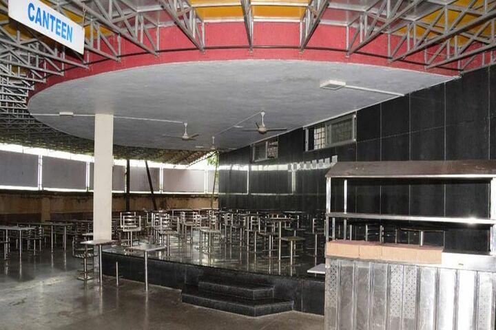 Sheth Vidya Mandir-Canteen