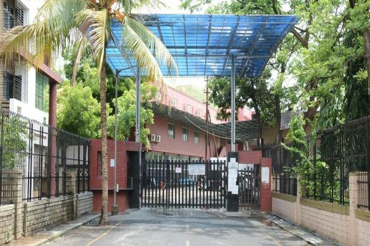 Sheth Vidya Mandir-School Entrancs
