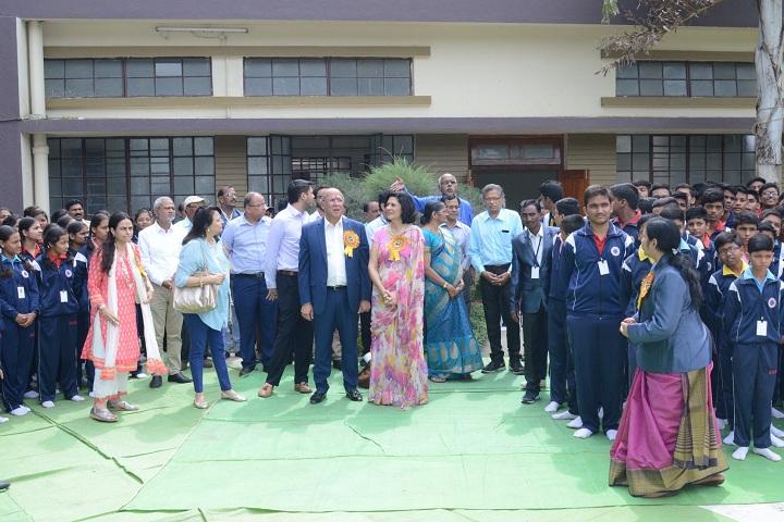 Shirinbai Neterwala School-Foundation Day
