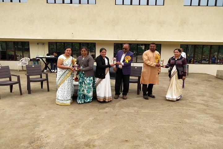 Shirinbai Neterwala School-Prize Distribution