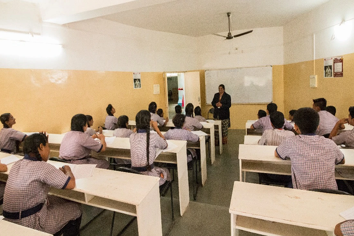 Shivneri School-Classroom