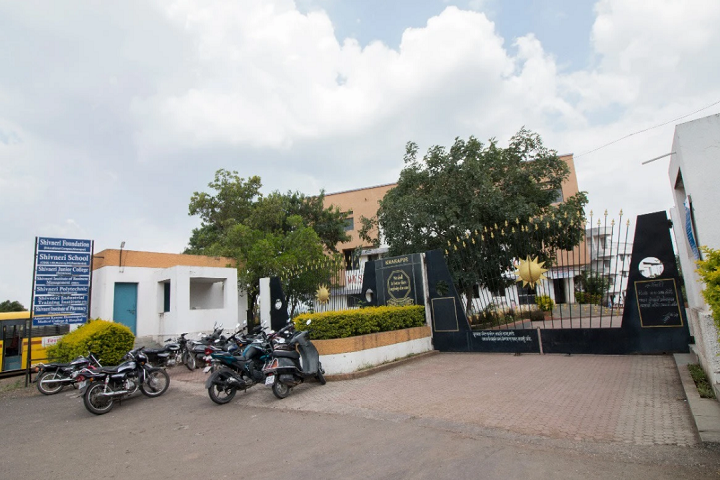 Shivneri School-Entrances