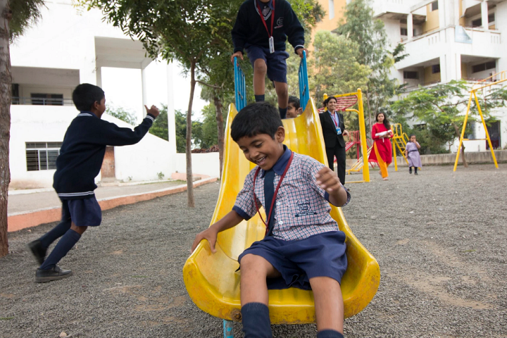 Shivneri School-Kids Parks