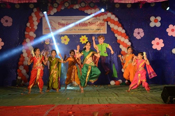 Shree Eknathrao Khadse Talent School-Annual Day