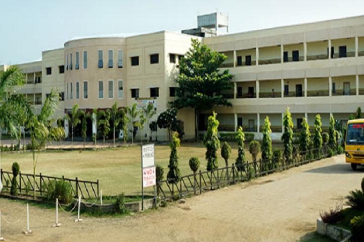 Shree Maharishi Vidya Mandir-Campus