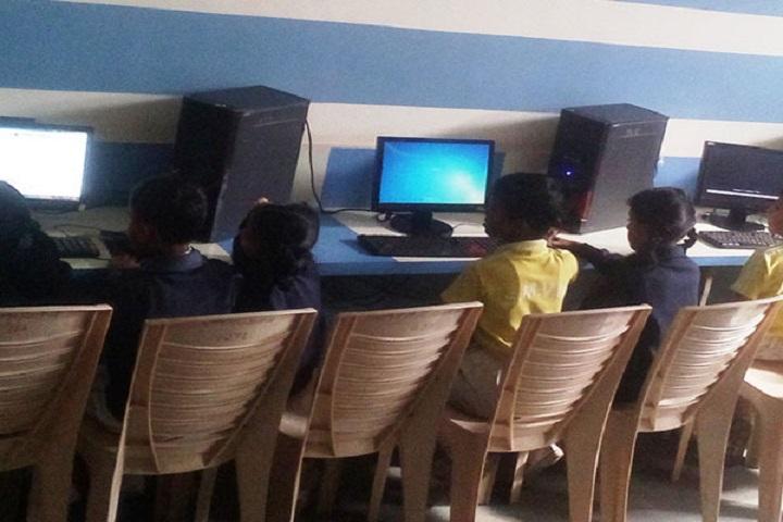Shree Maharishi Vidya Mandir-Computer Lab