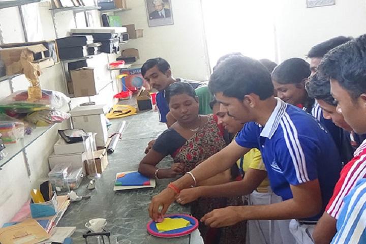 Shree Maharishi Vidya Mandir-Maths Lab