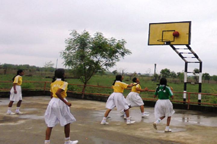 Shree Maharishi Vidya Mandir-Sports