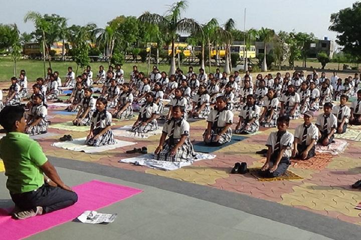 Shree Maharishi Vidya Mandir-Yoga