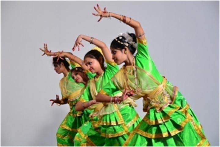 Shree Sai Convent-Annual Day Dance