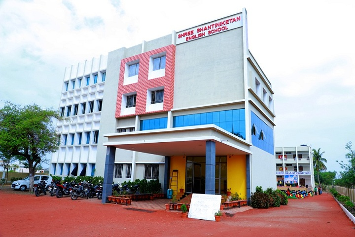 Shree Shantiniketan English School Latur-Campus View