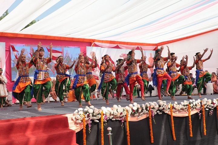 Shree Swaminarayan Gurukul International School-Dances
