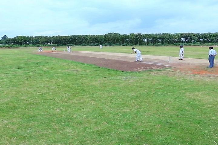 Shree Swaminarayan Gurukul International School-Play Ground