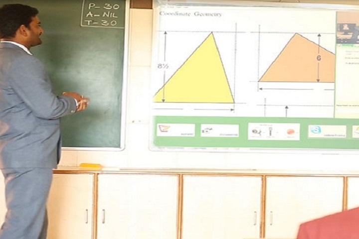 Shree Swaminarayan Gurukul International School-E Learning