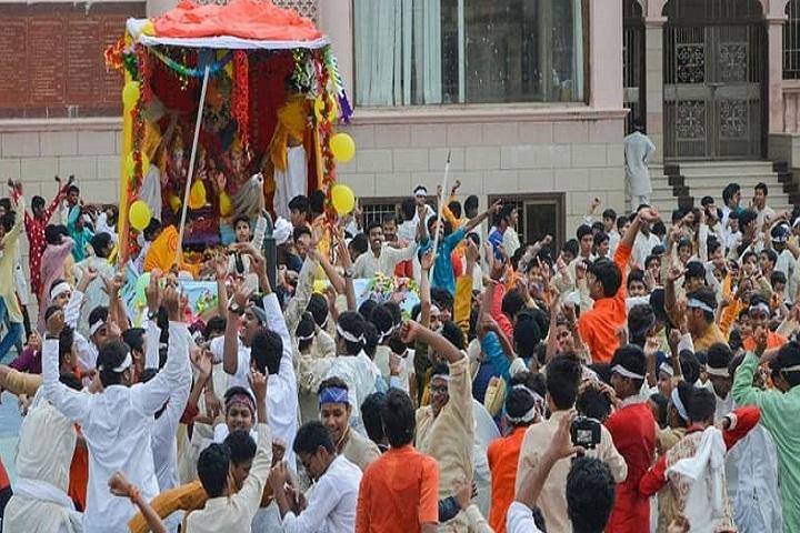 Shree Swaminarayan Gurukul International School-Festival Celebrations