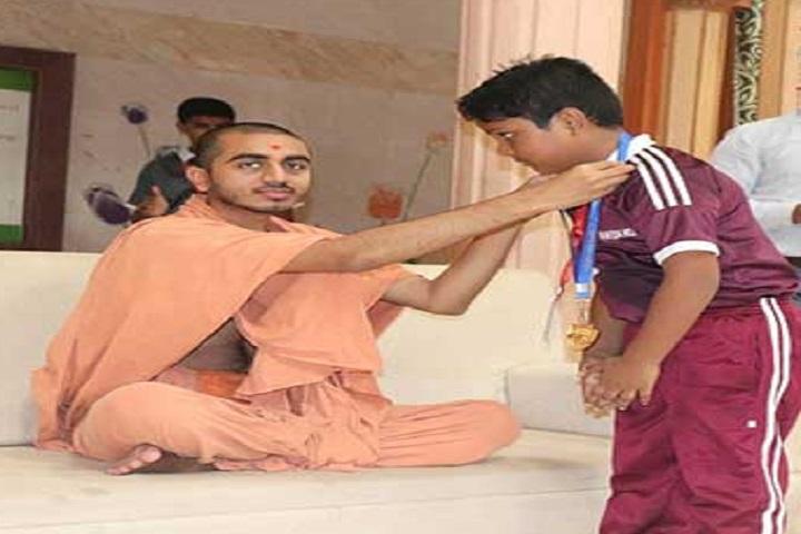 Shree Swaminarayan Gurukul International School-Spell Bell Competitions