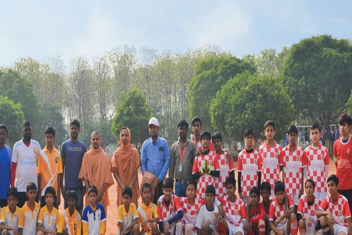 Shree Swaminarayan Gurukul International School-Sports Team
