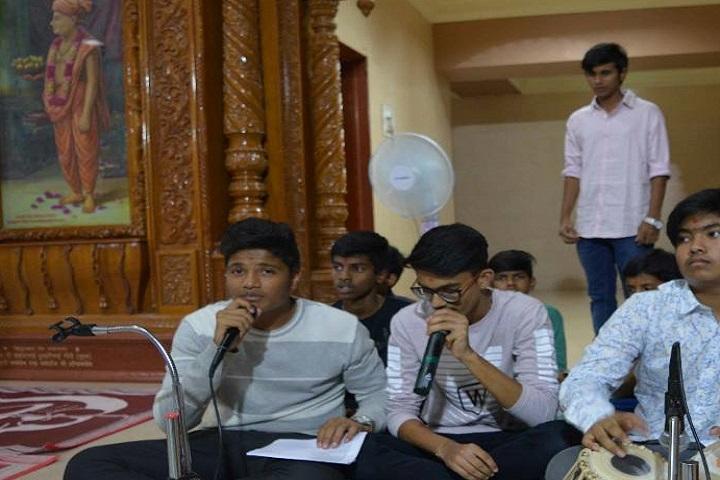 Shree Swaminarayan Gurukul International School-Teachers Day Celebrations