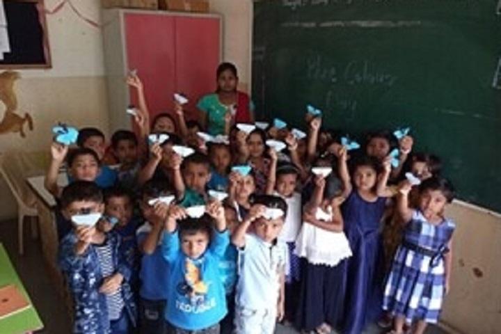 Shri Adgonda Babgonda Patil English School-Blue Day Celebrations