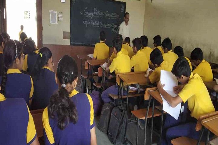 Shri Mahavir English Medium School-Classroom