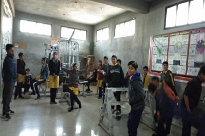 Shri Mahavir English Medium School-Gym