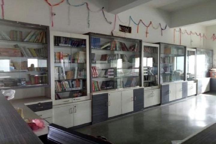 Shri Mahavir English Medium School-Library