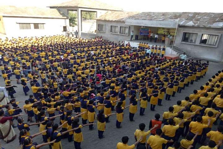 Shri Mahavir English Medium School-Prayer