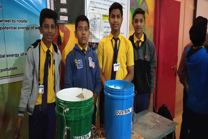 Shri Mahavir English Medium School-Sciences Exhibitions