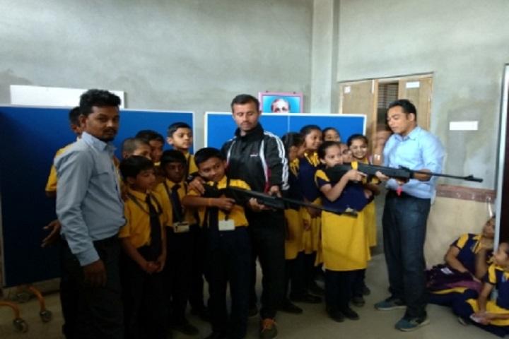 Shri Mahavir English Medium School-Shooting