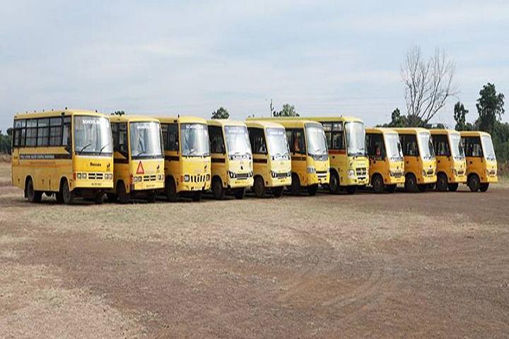 Shri P G Public School-Bus