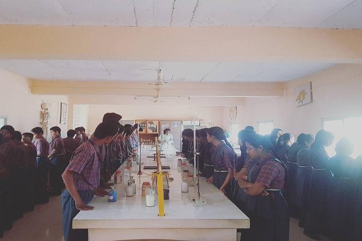 Shri P G Public School-Chemistry Lab
