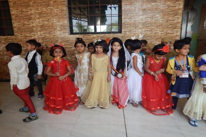 Shri P G Public School-Fancy Dress