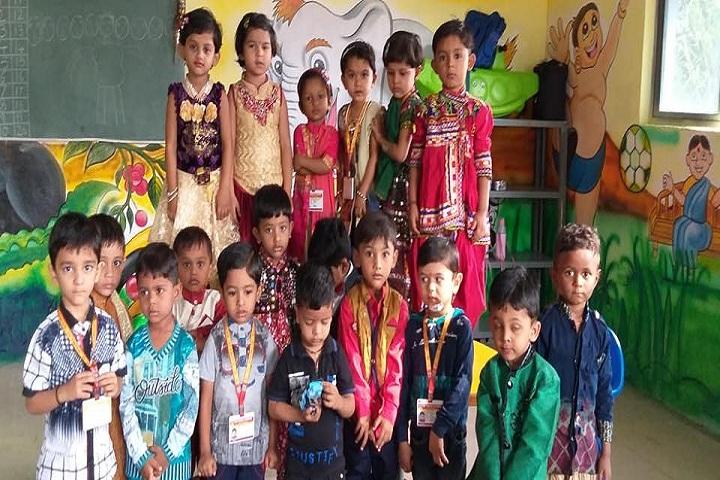 Shri P G Public School-Festival Celebrations