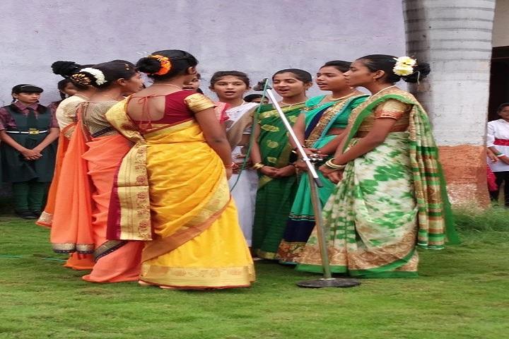 Shri P G Public School-Independence Day Celebrations