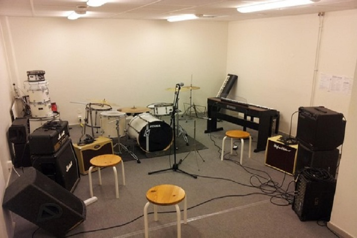 Shri P G Public School-Music Room
