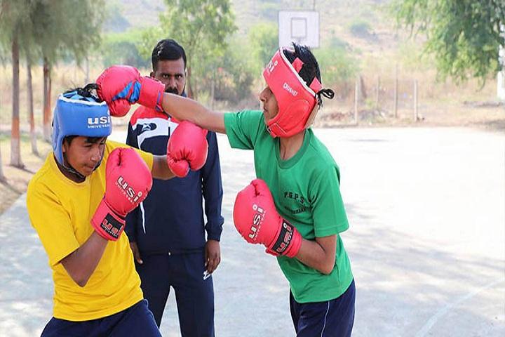 Shri P G Public School-Sports